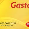 2ª Via FATURA BOLETO E CARTÃO GASTON