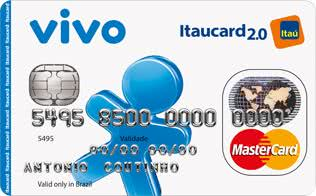 2 via cartao vivo itaucard
