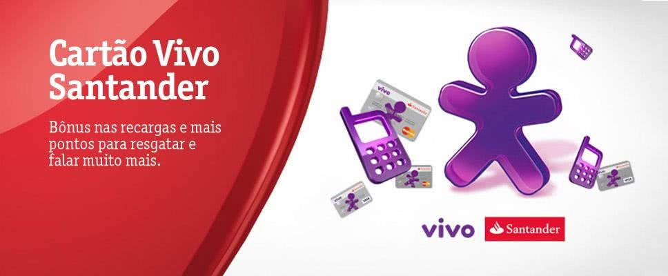 Cartão Vivo Santander2
