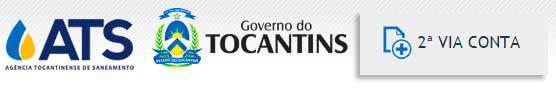 2ª Via FATURA E CONTAS ATS TOCANTINS SANEAMENTO COMO ACESSAR