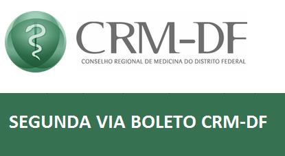 2ª Via FATURA BOLETO CRM - DF COMO TER ACESSO ONLINE