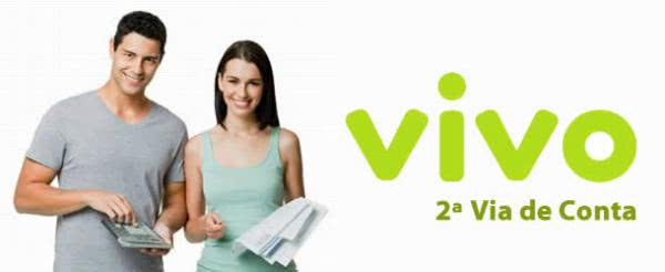 2ª Via FATURA INTERNET TV FIXO E CELULAR VIVO COMO CONTRATAR VIA INTERNET