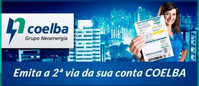 2ª Via FATURA BOLETO E CONTA COELBA ACESSO ONLINE
