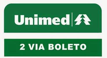2ª Via FATURA BOLETO E PLANOS UNIMED CASCAVEL ACESSP ONLINE