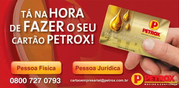2ª Via FATURAS BOLETO E CARTÃO PETROX COMO TER ACESSO