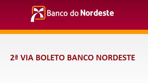 2ª Via FATURA BOLETO E CARTÃO BANCO DO NORDESTE COMO TER ACESSO ONLINE E VIA APP