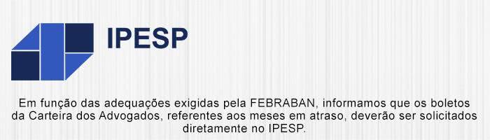 2ª Via FATURA E BOLETO IPESP ACESSO VIA TELEFONE E ONLINE