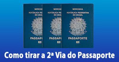 2ª Via BOLETO GRU DE PASSAPORTE COMO TER ACESSO