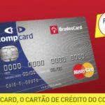 2ª Via FATURA CARTÃO COMPCARD / BRADESCAR