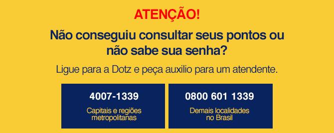 2ª Via FATURA BOLETO E CARTÃO DOTZ CENTRAL DE AATENDIMENTO ONLINE O VIA TELEFONE
