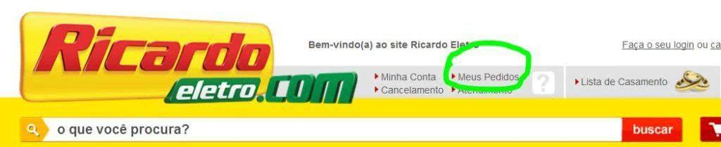2ª Via FATURA BOLETO E CARTÃO RICARDO ELETRO COMO PREENCHER ONLINE