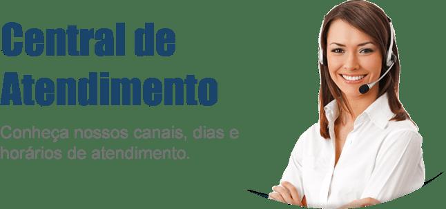 2ª Via FATURA E CARTÃO AVISTA CENTRAL DE ATENDIMENTO