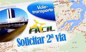 2ª Via FATURA BOLETO E CARTÃO SBA DFTRANS COMO CONTRATAR SERVIÇOS
