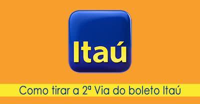 2ª Via FATURA BOLETO E CARTÃO FINIVEST ITAU VANTAGENS EM POSSUIR