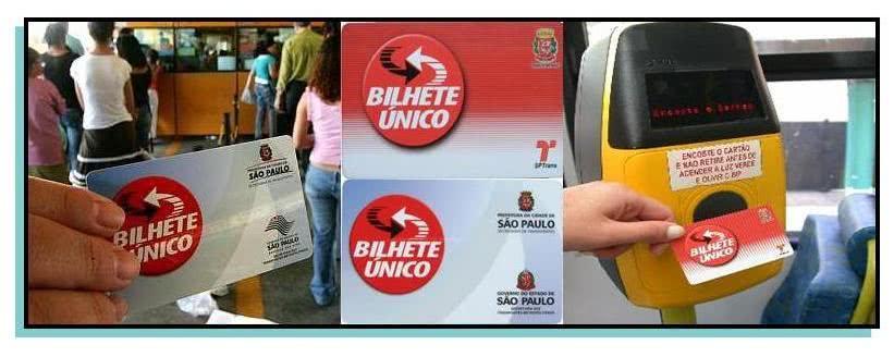 2ª Via CARTÃO BILHETE ÚNICO VANTAGENS EM ACESSAR