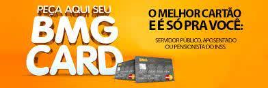 2ª Via FATURA CARTÃO BMG CALCARD ÓTIMA ACEITAÇÃO E VANTAGENS
