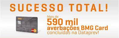 2ª Via FATURA BOLETO E CARTÃO BANCO BMG ACESSO VIA ONLINE, TELEFONE E APP